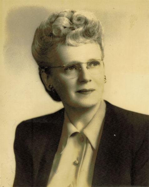 Janet Jagan's mother